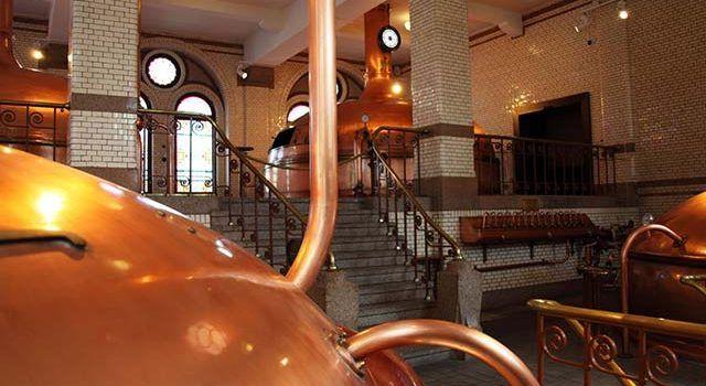 Producción de cerveza en República Checa